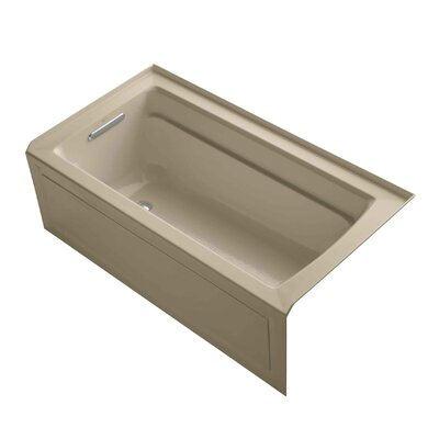 Archer Bathtub Finish: Mexican Sand