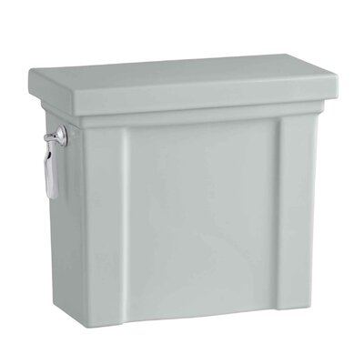 Tresham 1.28 GPF Toilet Tank Finish: Ice Grey