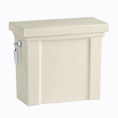 Tresham 1.28 GPF Toilet Tank Finish: Almond