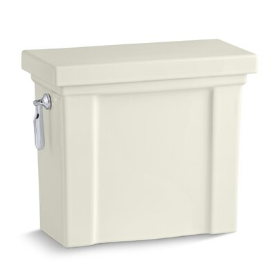 Tresham 1.28 GPF Toilet Tank Finish: Biscuit