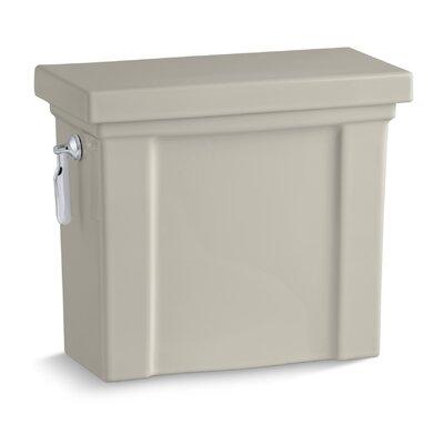 Tresham 1.28 GPF Toilet Tank Finish: Sandbar