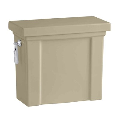 Tresham 1.28 GPF Toilet Tank Finish: Mexican Sand