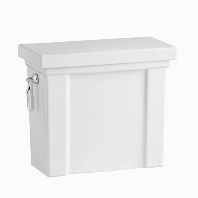Tresham 1.28 GPF Toilet Tank Finish: White