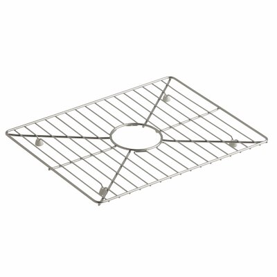 Poise Stainless Steel Sink Rack, 17-3/16 x 13-3/16, for Kitchen Sink