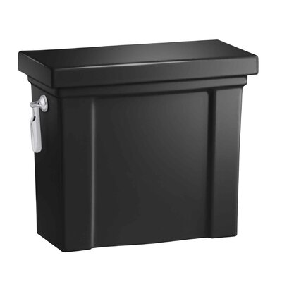 Tresham 1.28 GPF Toilet Tank Finish: Black Black