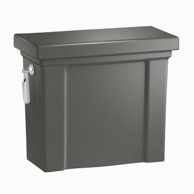 Tresham 1.28 GPF Toilet Tank Finish: Thunder Grey