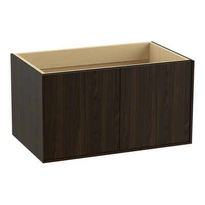 Jute� 36 Vanity with 2 Doors Finish: Jersey Oak