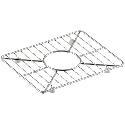 Vault Stainless Steel Bar Sink Rack, 11-1/2 x 8-15/16