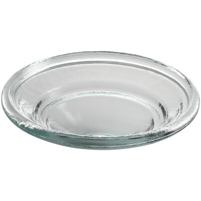Artist Editions Spun Circular Vessel Bathroom Sink Finish: Translucent Doe
