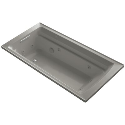 Archer 72 x 36 Whirpool Bathtub Finish: Cashmere