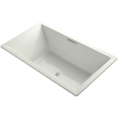 Underscore Vibracoustic 72 x 42 Soaking Bathtub Finish: Dune