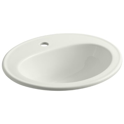 Pennington Self Rimming Bathroom Sink Sink Finish: Dune