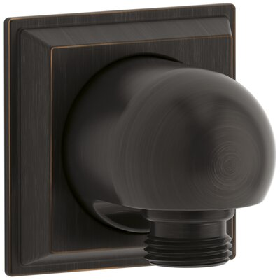 Memoirs Wall-Mount Supply Elbow Finish: Oil Rubbed Bronze