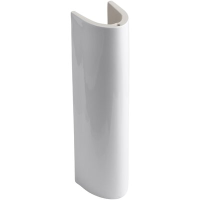Wellworth Pedestal Only Pedestal Finish: White