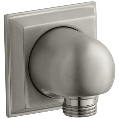 Memoirs Wall-Mount Supply Elbow Finish: Vibrant Brushed Nickel
