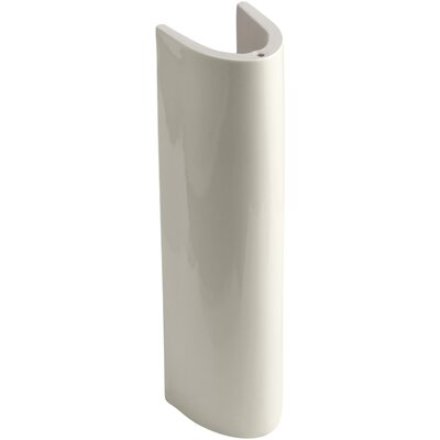 Wellworth Pedestal Only Pedestal Finish: Almond