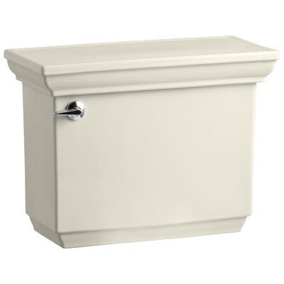 Memoirs Stately 1.6 GPF Toilet Tank Finish: Almond