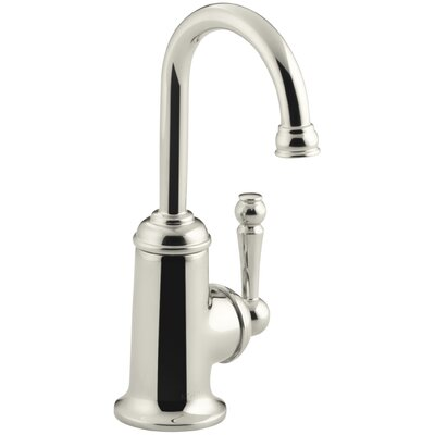 Wellspring Beverage Faucet with Traditional Design Finish: Vibrant Polished Nickel