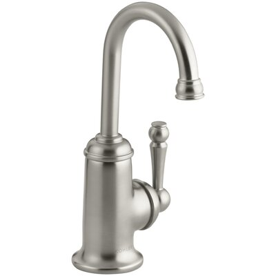 Wellspring Beverage Faucet with Traditional Design Finish: Vibrant Brushed Nickel