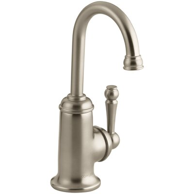 Wellspring Beverage Faucet with Traditional Design Finish: Vibrant Brushed Bronze