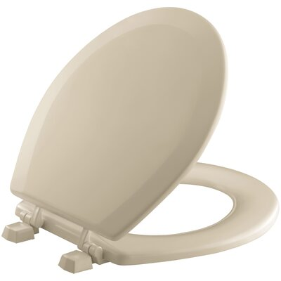 Triko Round-Front Toilet Seat Finish: Mexican Sand