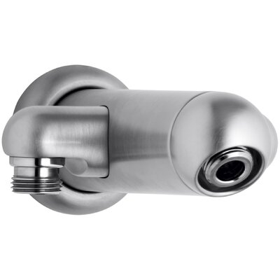 Mastershower Showerarm and Diverter Finish: Brushed Chrome