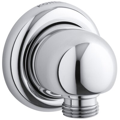 Mastershower Wall Supply Elbow Finish: Polished Chrome
