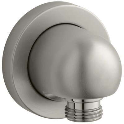 Stillness Wall-Mount Supply Elbow Finish: Vibrant Brushed Nickel K-976-BN