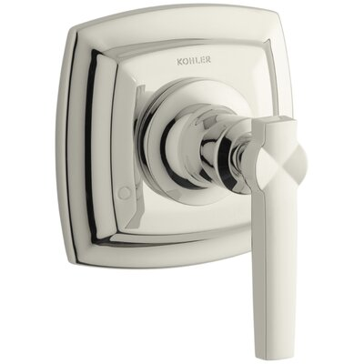Margaux Valve Trim with Lever Handle for Transfer Valve, Requires Valve Finish: Vibrant Polished Nickel K-T16242-4-SN