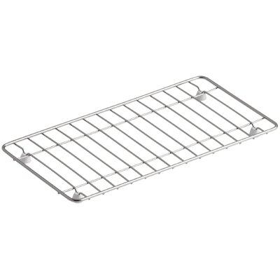 Undertone Stainless Steel Sink Rack, 15-3/16 x 7-11/16