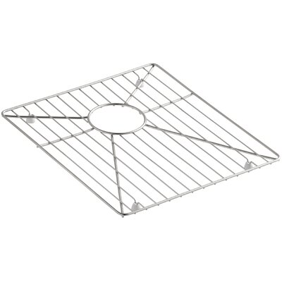 Stainless Steel Sink Rack, 15-15/16 x 14 for Vault K-3820 and K-3838 Kitchen Sinks