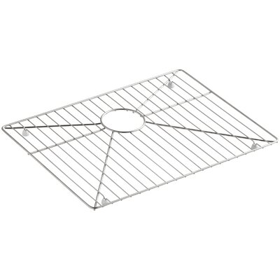 Stainless Steel Sink Rack, 21-1/4 x 15-15/16 for Vault K-3822 Kitchen Sink