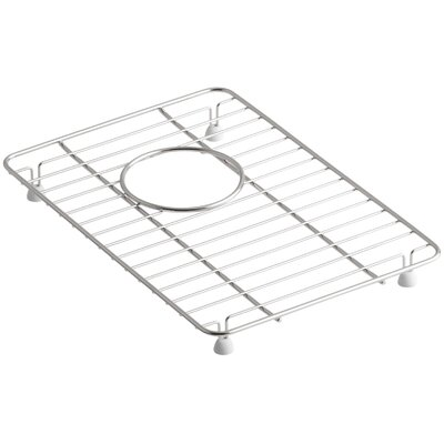 Riverby 14.13 x 9.55 Right-Hand Bottom Basin Rack