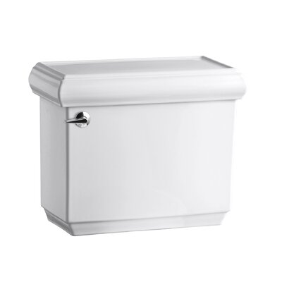 Memoirs Classic 1.28 GPF Tank with Insuliner Tank Liner Finish: White