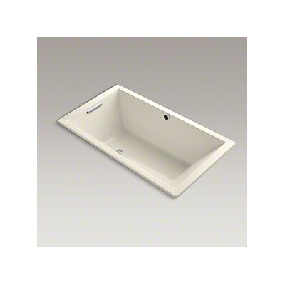 Underscore 66 x 36 Air Bathtub Finish: Almond