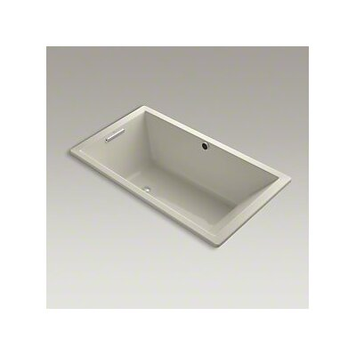 Underscore 66 x 36 Air Bathtub Finish: Sandbar
