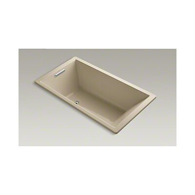 Underscore 66 x 36 Soaking Bathtub Finish: Mexican Sand
