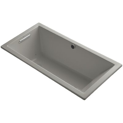 Underscore 60 x 30 Air Bathtub Finish: Cashmere