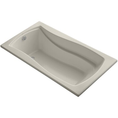 Rainhead 66 x 35.88 Soaking Bathtub Finish: Sandbar