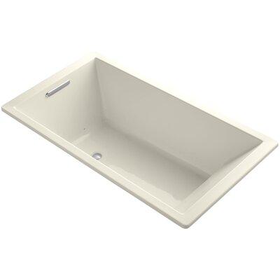 Underscore 66 x 36 Air Bathtub Finish: Almond