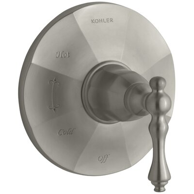 Kelston Rite-Temp Pressure-Balancing Valve Trim Finish: Vibrant Brushed Nickel