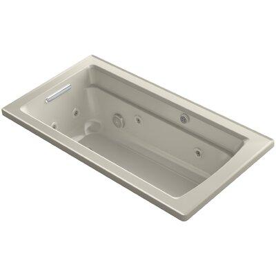 Archer 60 x 32 Air / Whirlpool Bathtub Finish: Sandbar