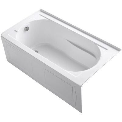 Devonshire 60 x 32 Air Bathtub Finish: White