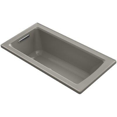 Archer 60 x 30 Soaking Bathtub Finish: Cashmere