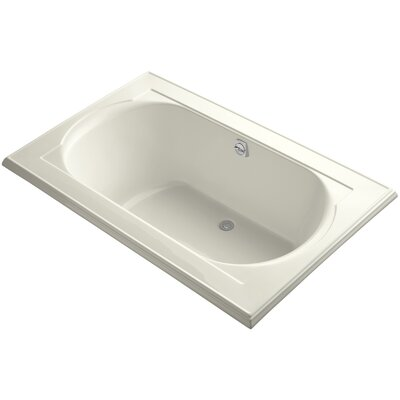 Memoirs 66 x 42 Soaking Bathtub Finish: Biscuit