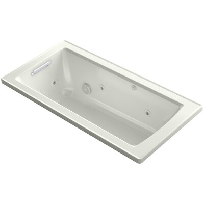 Archer 60 x 30 Drop-In Whirlpool Finish: Dune