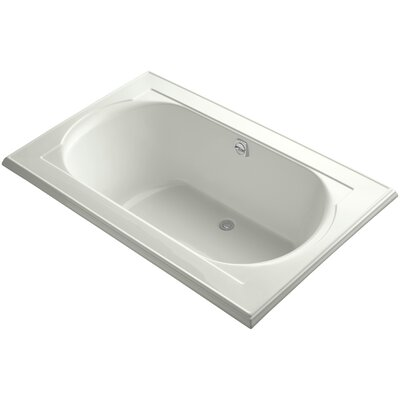 Memoirs 66 x 42 Soaking Bathtub Finish: Dune
