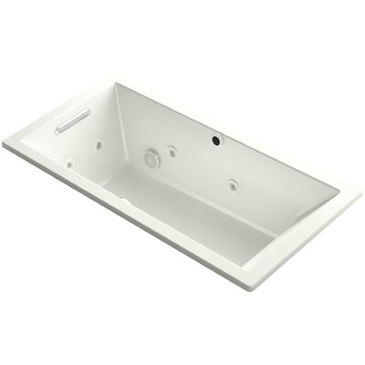 Underscore 60 x 30 Air / Whirlpool Bathtub Finish: Dune
