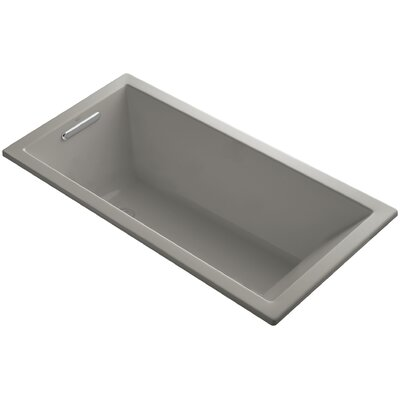 Underscore Vibracoustic 60 x 30 Soaking Bathtub Finish: Cashmere