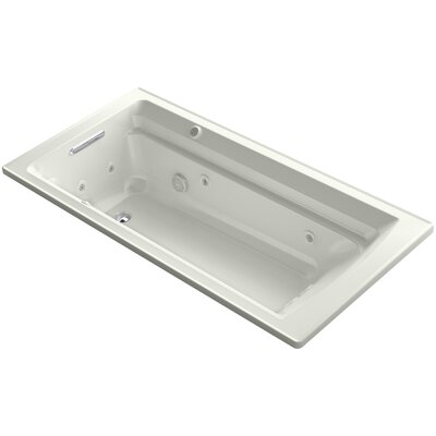 Archer 72 x 36 Air / Whirlpool Bathtub Finish: Dune